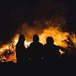 [033] Easter Bonfire
