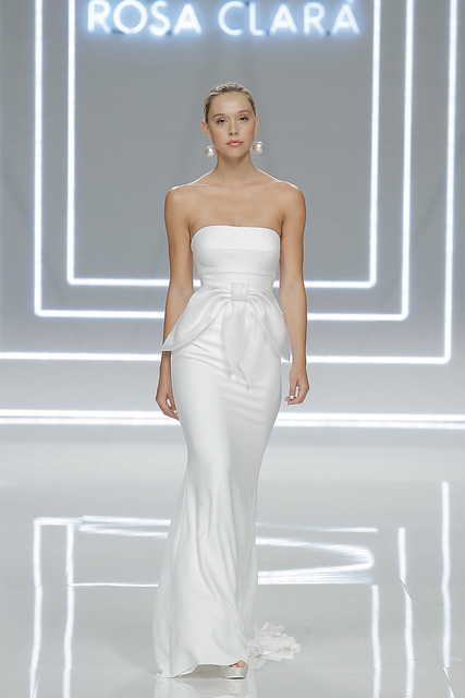 Rosa Clará - Barcelona Bridal Week
