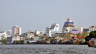 Sudut Sungai Bangkok