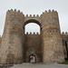 La muralla, Ávila