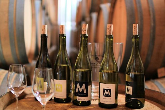 Jean-Pierre Michel's wines