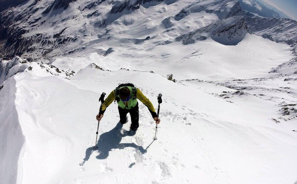 Essener Spitze (3200 m), 05.05.2016, Ötztaler Alpen