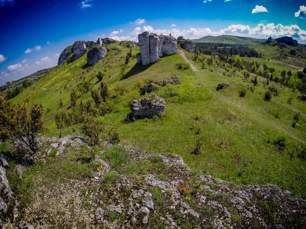 Góry Sokole #8 - Jura - Polska / Poland