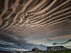 sandy sky