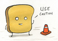 Use Caution