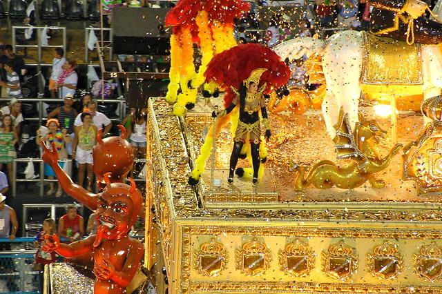 Rio's Carnival: Sao Clemente18