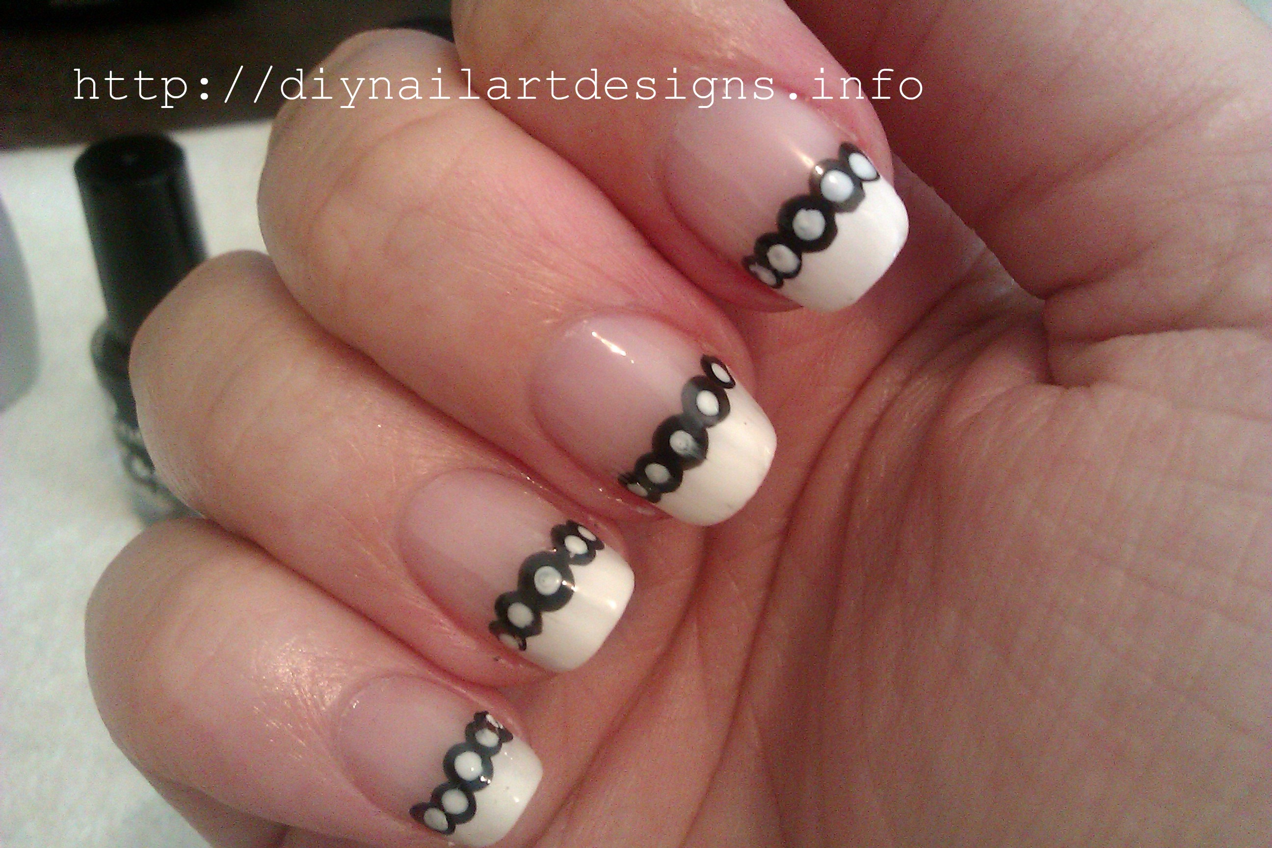 NAIL ART DESIGN FRENCH MANICURE - Home Galeries