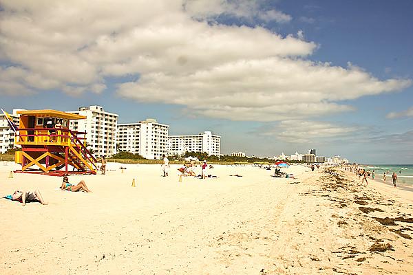 Miami-strand