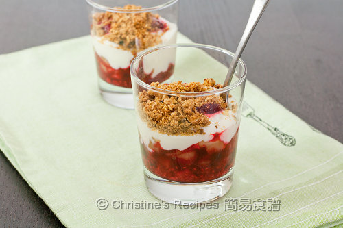 Apple Raspberry Crumble02