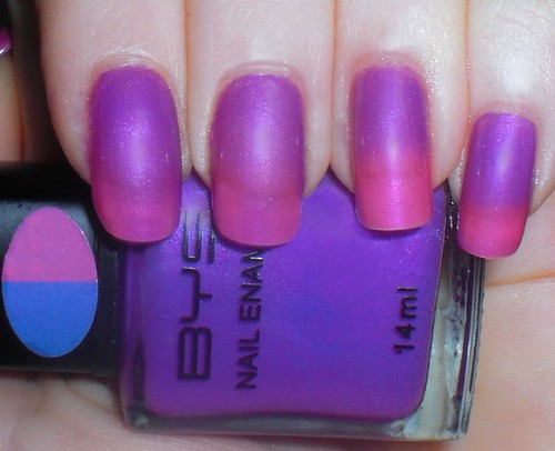 BYS Color Change Bright Purple by KitaRei