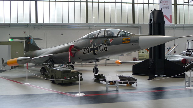 Lockheed F-104F Starfighter