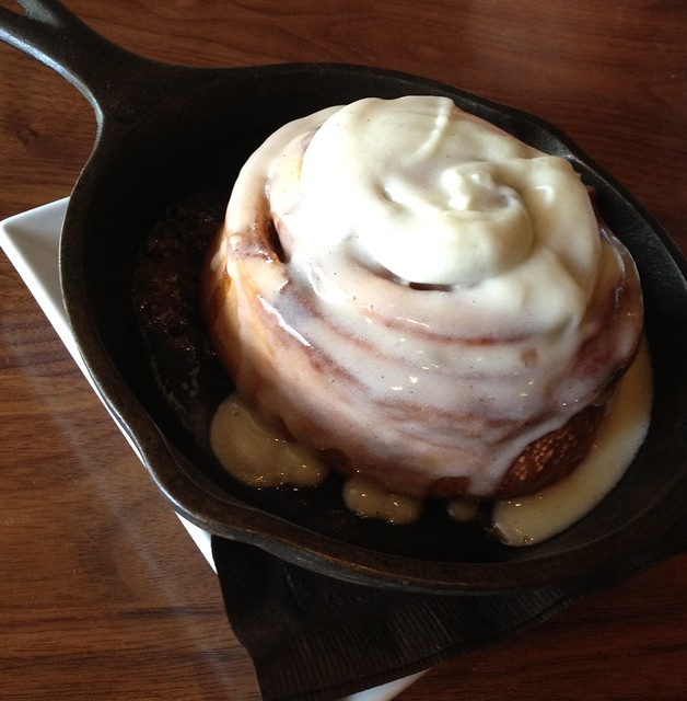 Cinnamon Roll at ZED451