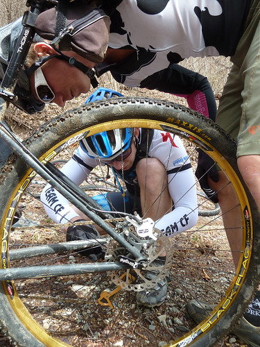 Derailleur Problems on Clawhammer