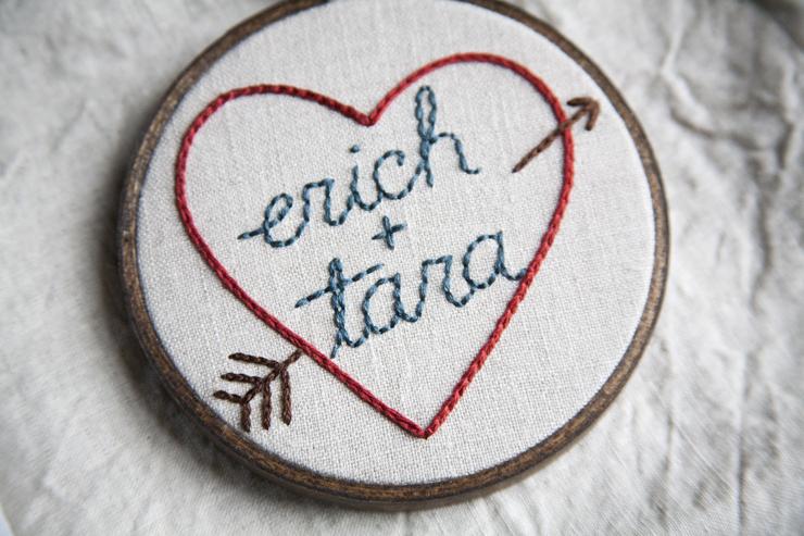 erich + tara