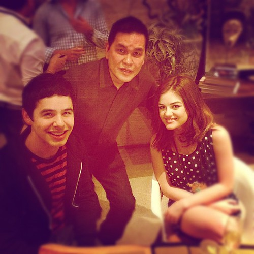 hollywood-night-ben-chan-lucy-hale-david-archuleta