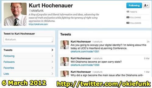 Kurt Hochenauer (okiefunk) on Twitter