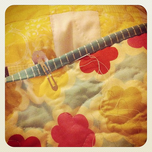Binding Fabricland
