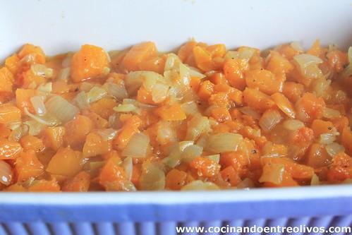 Merluza en salsa de azafrán (9)