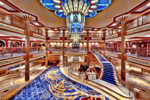 Disney Dream - Atrium Lobby II