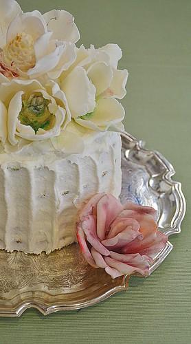 rainbow cake al cocco