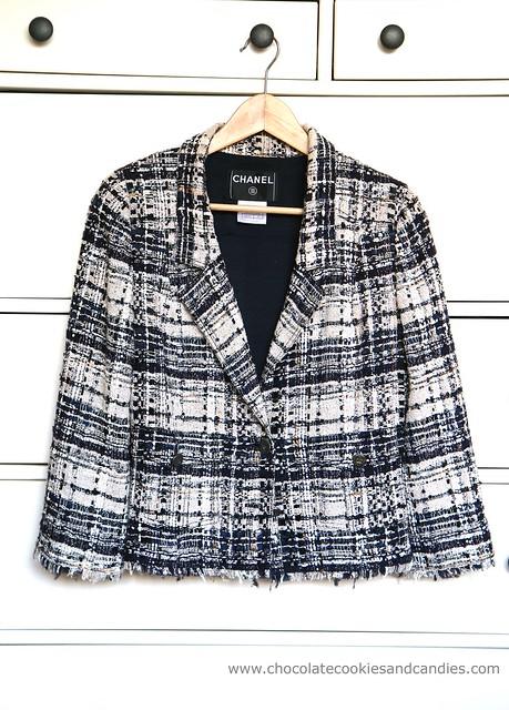 jacket - chanel