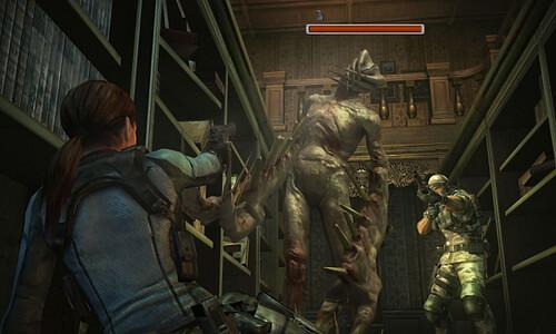 Resident Evil Revelations - Raid Mode