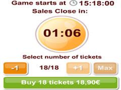 Unibet Bingo Ticket Purchaser