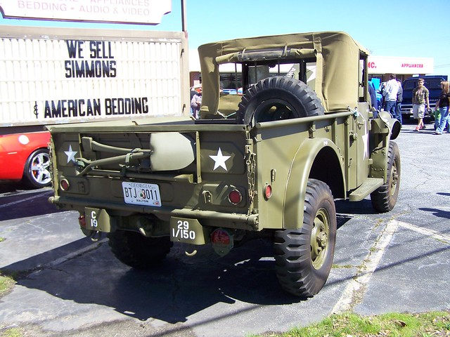 1954 Dodge Power Wagon Conceptcarzcom Autos Weblog