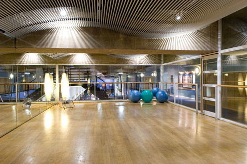 Gym Membership British isles - Nuffield