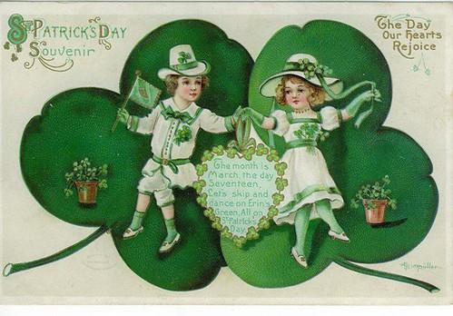 Happy St Patrick's Day.....xx