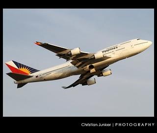 B747-4F6 | Philippine Airlines | RP-C7472 | HKG