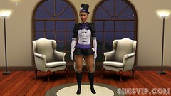Magician Career Outfit (Level 3 and 4) Female