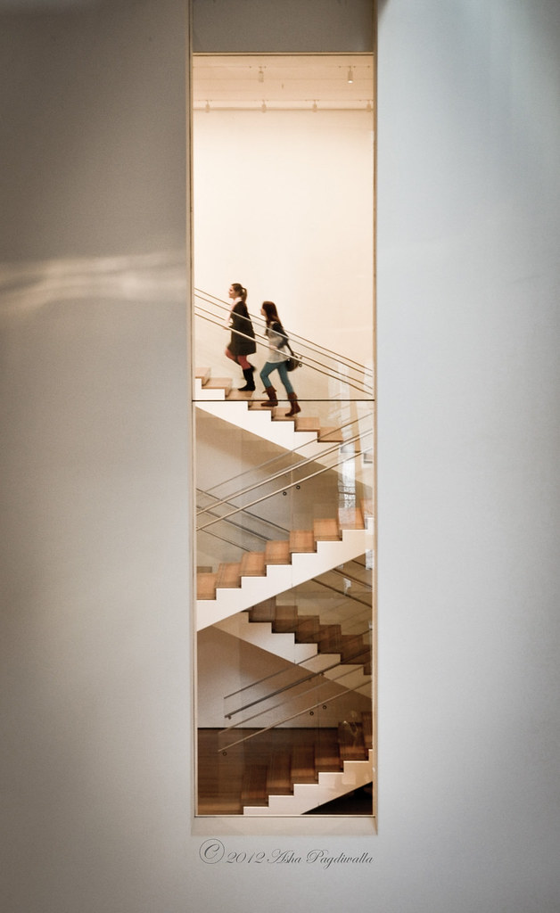 Stairs MOMA