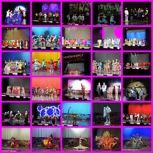 Primer Carnaval en Teatro Kursaal de Melilla 2012