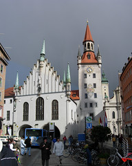 Altes Rathaus in Munich
