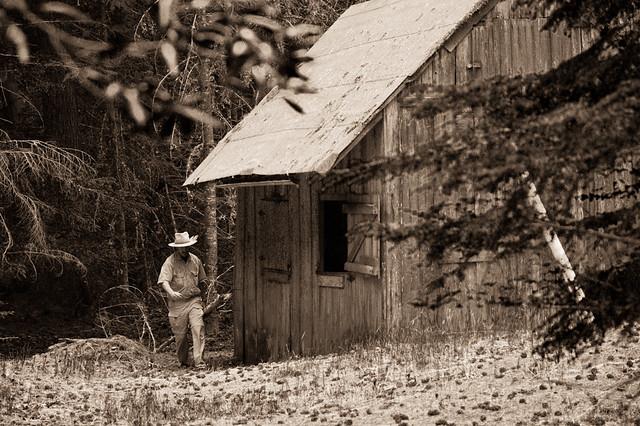 Scenes at a cabin 2