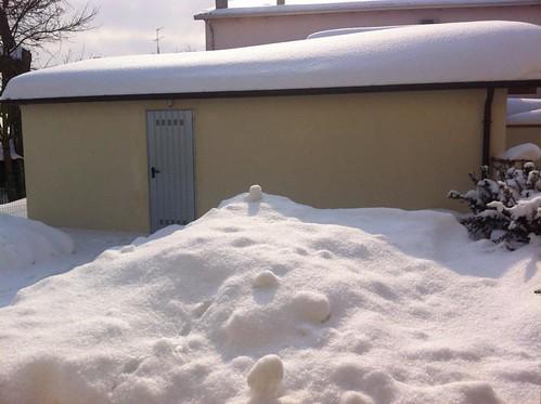 Alfonsine e la neve!! by meteomike
