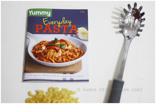 Yummy Books: Everyday Pasta