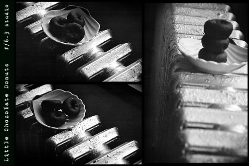Triptych Photography Flickr Triptych Little Chocolate Donuts Flickr Photo Sharing