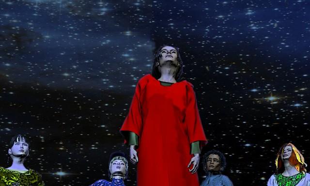 AQATSA: Chapter 14. Beneath the Stars Above