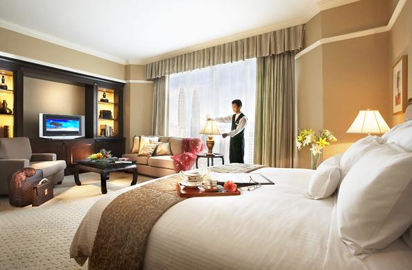 Executive Deluxe Room with Butler (SIGNATURE)
