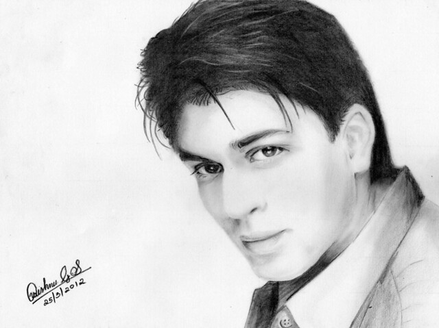 sharukh khan coloring pages - photo#28