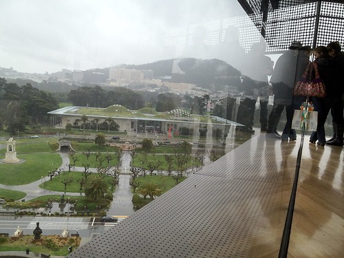 Cal Academy from De Young Tower