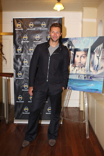 Ian Thorpe by Eva Rinaldi Celebrity and Live Music Photographer