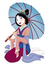 Mulan - Inspiration
