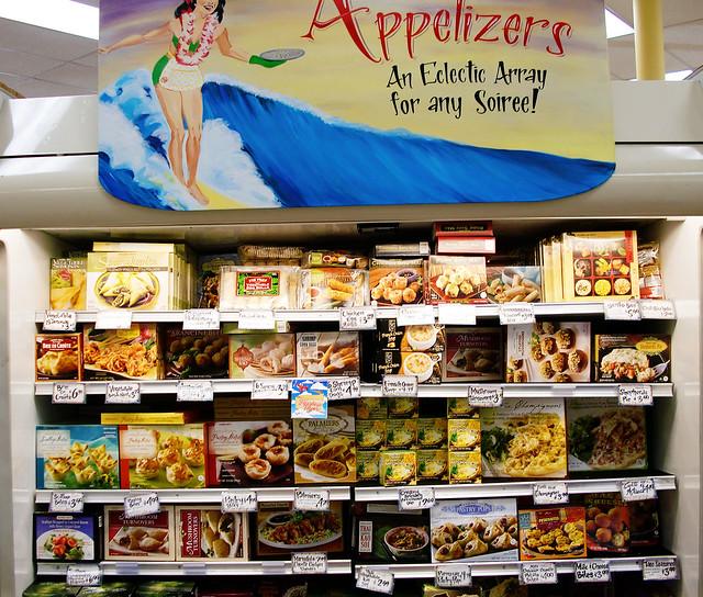 Trader Joe's Appetizers
