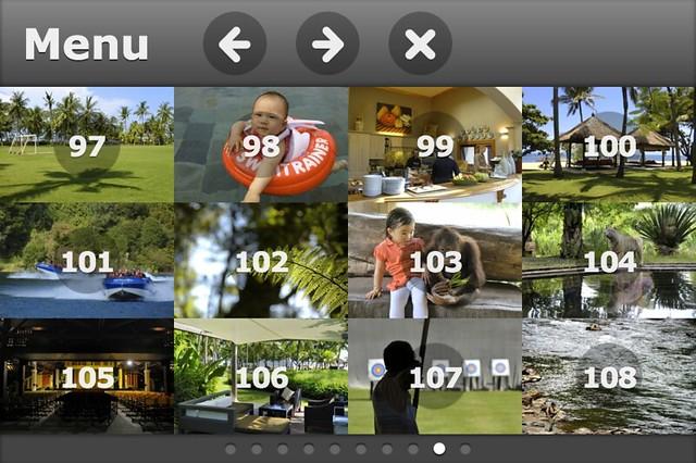 iPhone App-記憶中交錯的光影2