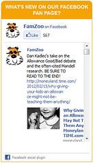 FamZoo Facebook Live Stream Ad