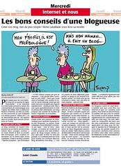 Le courrier de L'ouest 15 février 2012