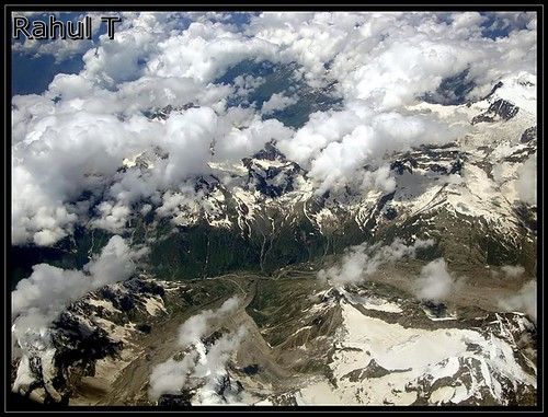 Ladakh from Top